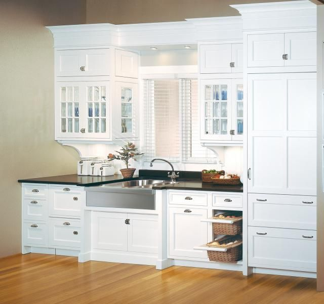 Kitchen Furniture Vocabulary: Plato Woodwork Cabinets Available Through The Kitchen