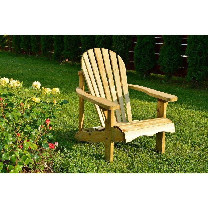 Fauteuil De Jardin En Bois Relax Naturel Outdoor Chairs Outdoor Furniture Outdoor
