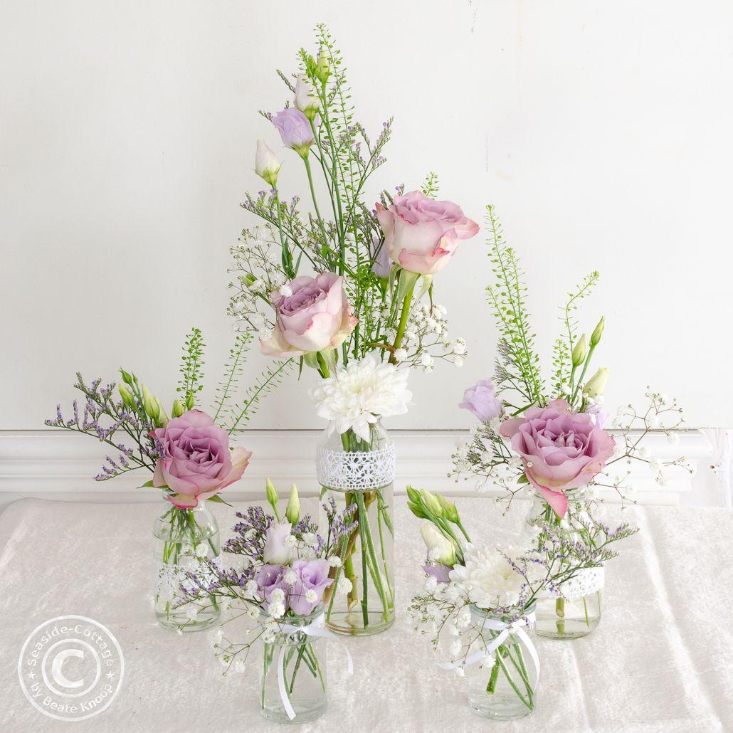 Photo of Natürliche Tischdeko für Konfirmation Kommunion Taufe Hochzeit