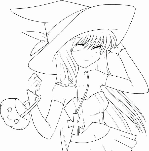 Anime Love Coloring Pages Awesome Wonderful Coloring Pages Gazoon For Girls Picolour Witch Coloring Pages Cute Coloring Pages Animal Coloring Pages