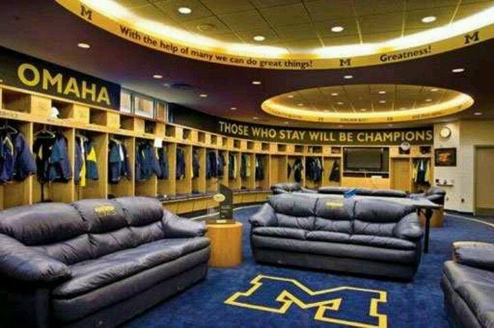 Those Who Stay Football Rooms Locker Room Lockers