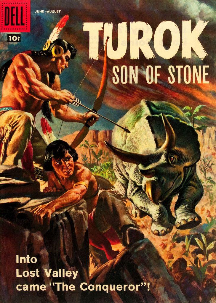 Turok Son Of Stone 12 カウボーイ ターザン