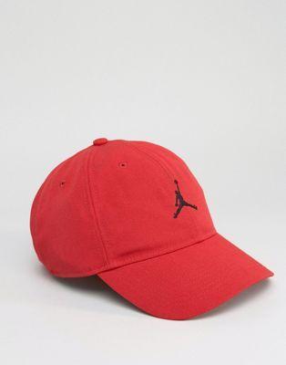 d52598d41fa1 Nike Jordan h86 cap in red 847143-687