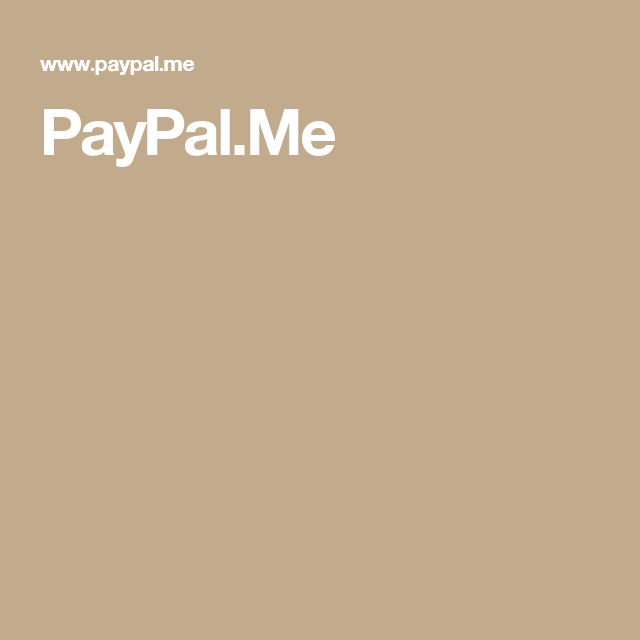 Paypal Me Paypal Business Signs Business Basics