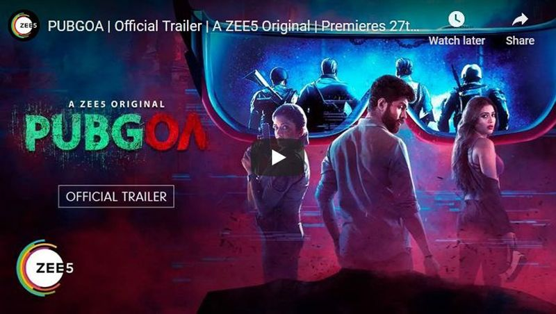 PUBGOA | Official Trailer | A ZEE5 Original | Premieres 27th Nov on ZEE5