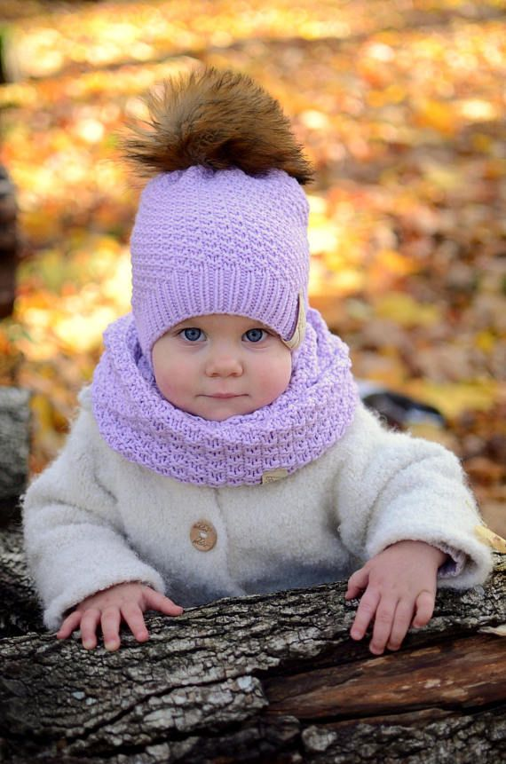 0ae941ce7 Toddler Girl Knit HatWool Baby Girl Hat Toddler Girl Winter Trendy Baby,  Beanie Čiapka,