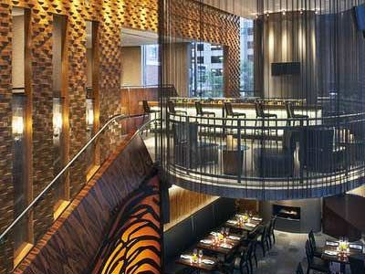 Boutique dana hotel in chicago il has live music each for Trendy hotels chicago