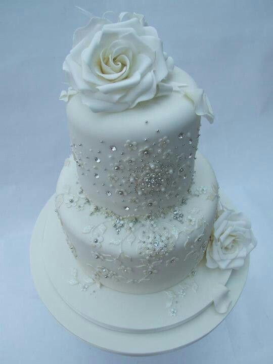 bling out wedding cakes bling wedding cake add colors of your choice are the 11922
