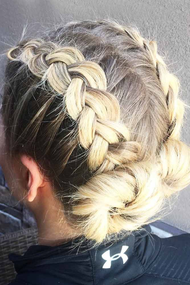 70 Cute And Creative Dutch Braid Ideas Short Hair Pictures