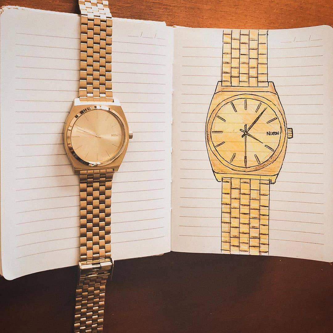 Reloj Dorado Nixon Relojes Dorados Reloj Dorado Mujer Reloj Gucci