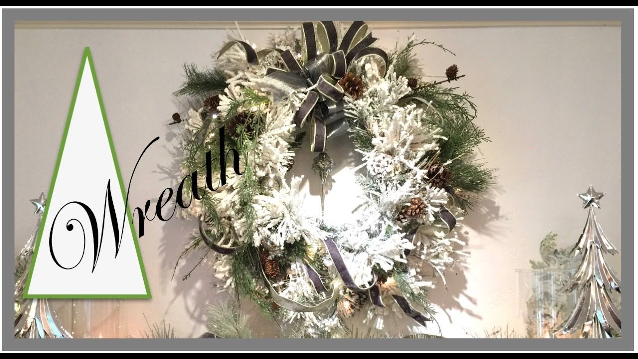 christmas decorating 2016 wreath above the fireplace christmas