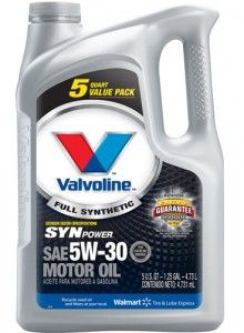 image about Printable Motor Oil Coupons named Coupon $12 off Valvoline SynPower Engine Oil at Walmart