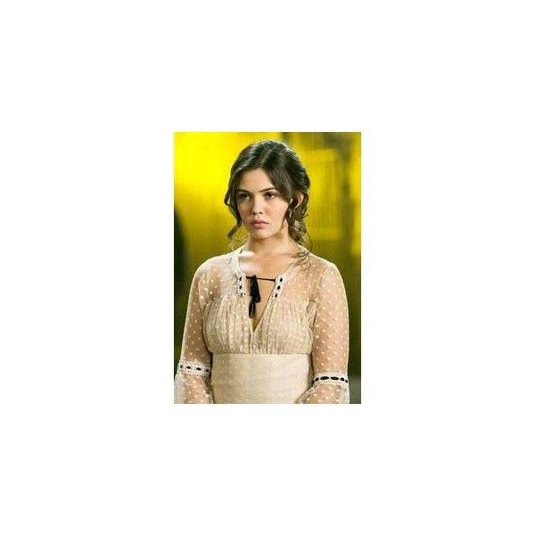 Originals Star Danielle Campbell Talks Davina's Sacrifice and the Rise... ❤ liked on Polyvore featuring people und the originals