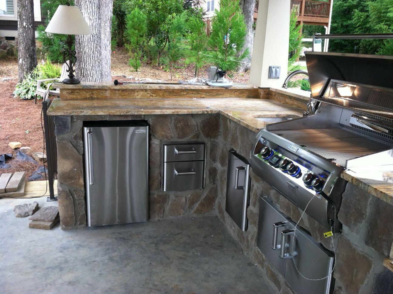 Fire Magic Outdoor Refrigerator