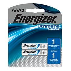 Energizer Lithium Aaa Bp2 The Home Depot Mexico Home Depot