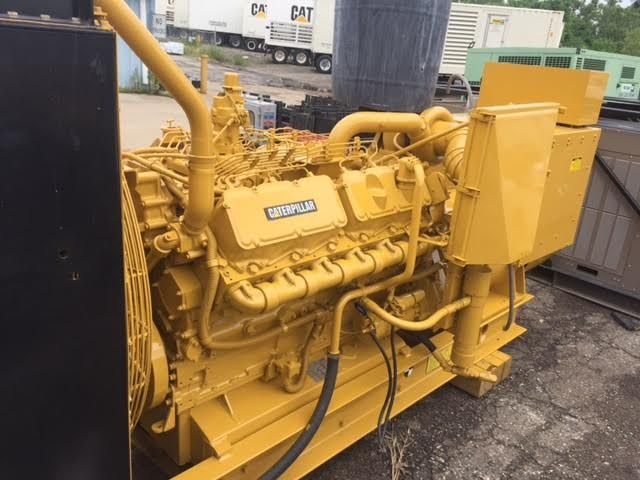 500 Kw Caterpillar 3412 Diesel Generator Set Unit 51627 Manufacturer Caterpillar Fuel Type Diesel Rating 500 Kw H Diesel Generators Generation Diesel