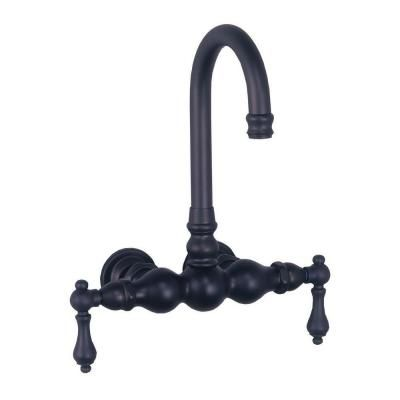 Elizabethan Classics Tw57 2 Handle Claw Foot Tub Faucet Without
