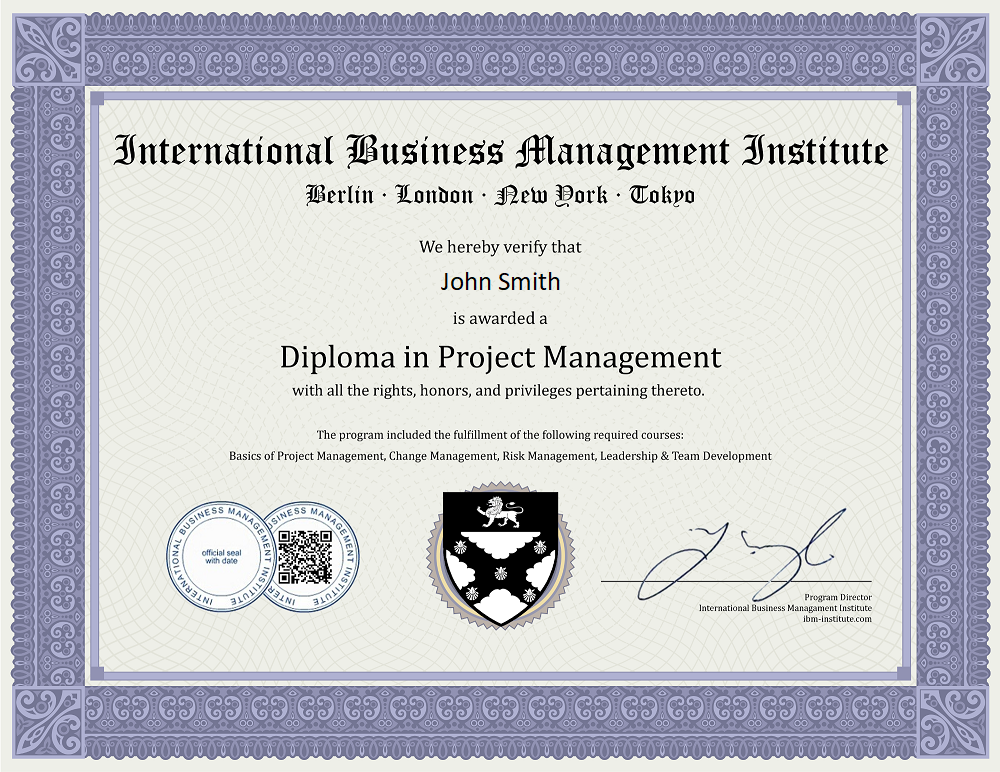 Ibmi International Business Management Institute Business Management Management Skills Management
