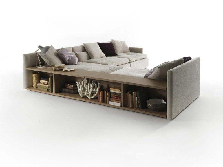 DOMINO Fabric sofa by FRIGERIO POLTRONE E DIVANI Sofa