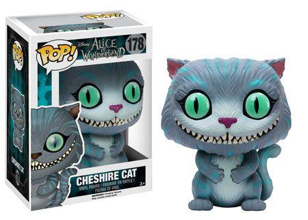 Peluche Chat Alice Au Pays Des Merveilles Chat Du Cheshire Chat De Chester Figurine Vinyl Chat De Cheshire Poupees Pop