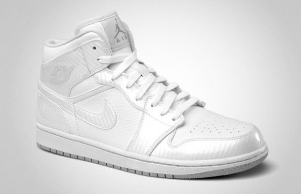 "Air Jordan 1 Phat ""White Carbon Fiber""  3b127e7928"