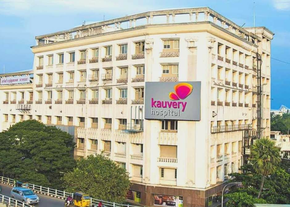 Kauvery hospital center of excellence hospital health care
