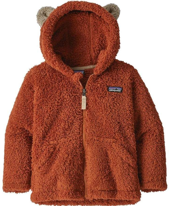 Patagonia Furry Friends Fleece Hooded Jacket - Toddler Boys   97933d858fed