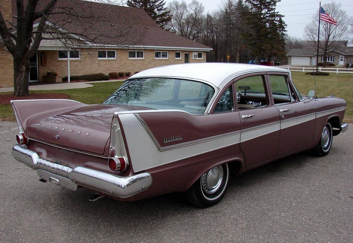 1956 plymouth belvedere 4 door sedan cars from the 1950 s pinterest plymouth sedans and mopar
