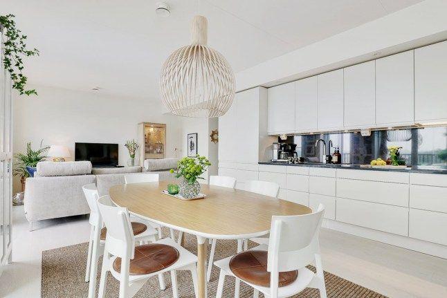 Intégrer une cuisine ouverte dans le salon - PLANETE DECO a homes