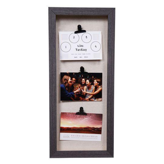 Studio Decor Shadow Box With Clips, 8\