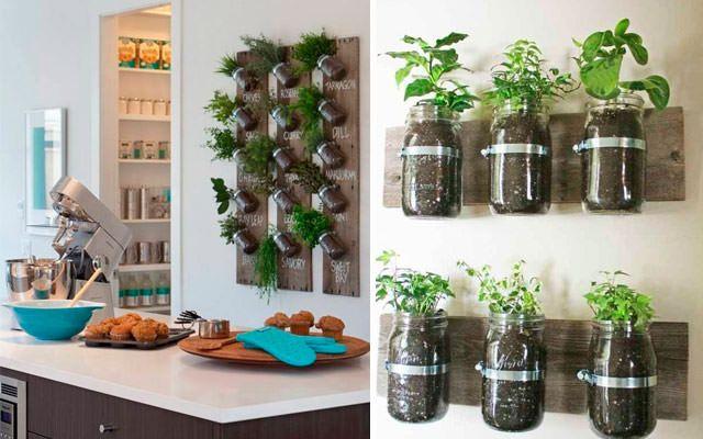 Diy Keuken Kleine : Brilliant diy vertical indoor garden ideas to help you create