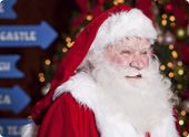 Ritz has lunch with santa and a gingerbread making tea...  100/table of 4 Calendar of Events | The Ritz-Carlton, New Orleans