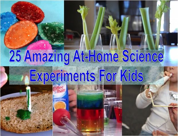 At Home Science Experiments For Kids Praktic Ideas Activities