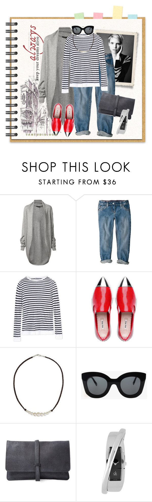 """Casual Chic"" by gangdise ❤ liked on Polyvore featuring The Row, Hanna Andersson, T By Alexander Wang, NOVICA, CÉLINE, Cynthia Vincent, ck Calvin Klein, women's clothing, women and female"