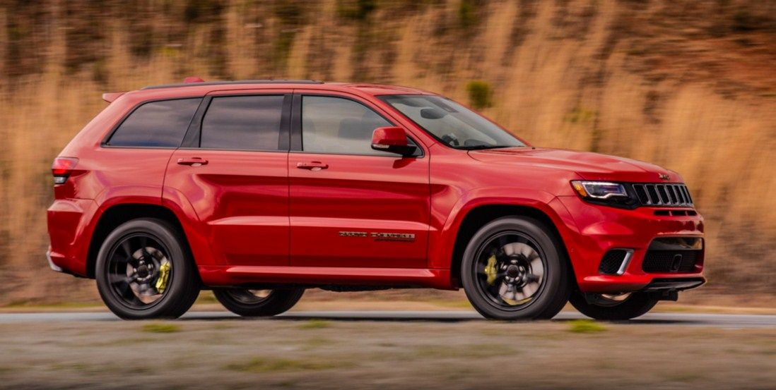 2018 Jeep Grand Cherokee Trackhawk Price Release Date Interior Specs Jeep Grand Cherokee Jeep Grand Car Wheels