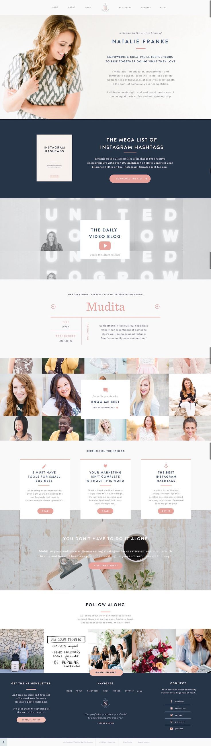 I Tested Out Showit Here S My Review With The Pros Cons Paige Brunton Squarespace Templates Squarespace Designer Courses Web Development Design Website Design Inspiration Web Design