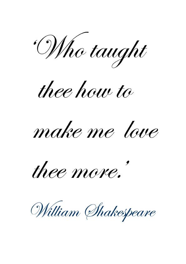 From Venus And Adonis William Shakespeare Sayings