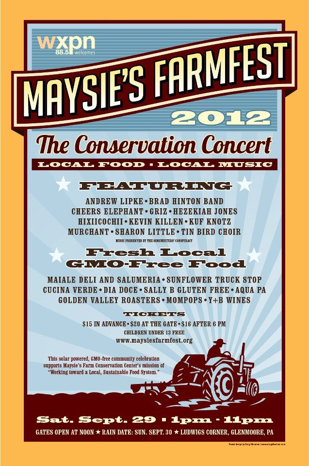 The Conservation Concert!!
