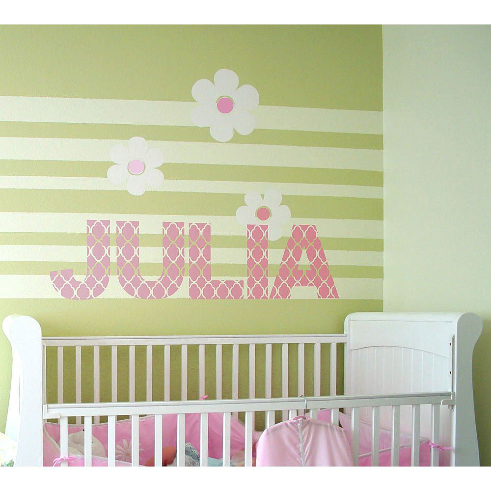 Rabat stencil letters cutting edge stencils is introducing our our wall letter stencils and alphabets are perfect for babys names on a nursery wall or for monograms on walls and pillows reusable stencil letters by amipublicfo Choice Image