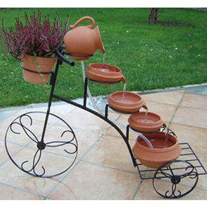 Kaskadenbrunnen Bei Shopwelt De Ideias De Jardinagem Moveis De