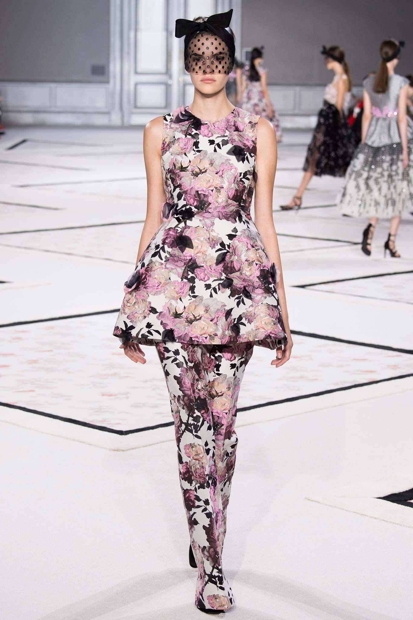 Giambattista Valli Couture SpringSummer 2015 Collection