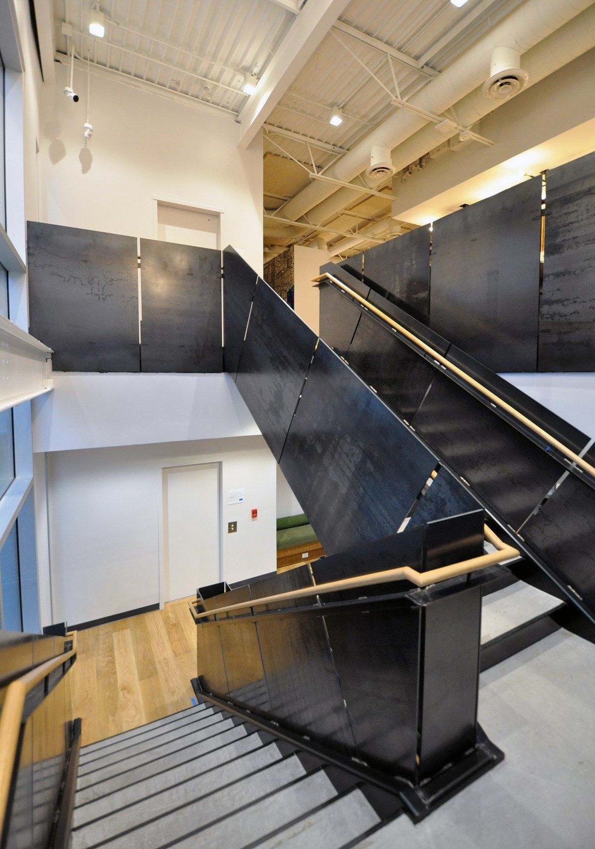Best Steel Stair Panels – Guardrails And Handrails Steel 400 x 300