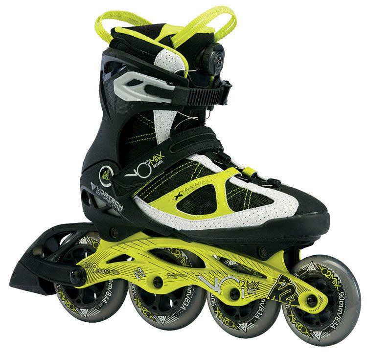 2 Vo2 Max 100 Boa Inline Skates Modell 2013 Skaten Inline