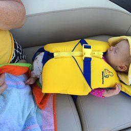 Stohlquist Unisex Infant/Toddler Nemo Infant Life Jacket ...