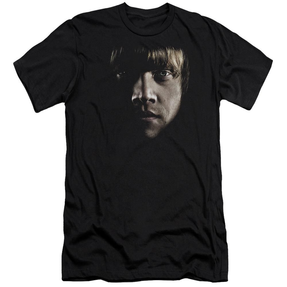 Harry Potter - Ron Poster Head Short Sleeve Adult 30/1