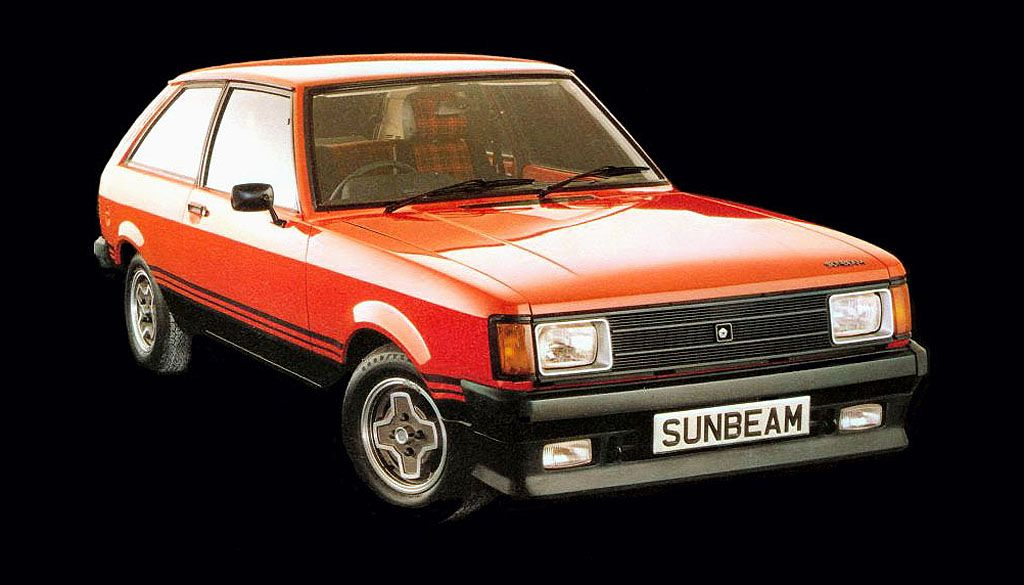 TALBOT Sunbeam 1600Ti | Car Specs | Octane | Talbot | Pinterest ...