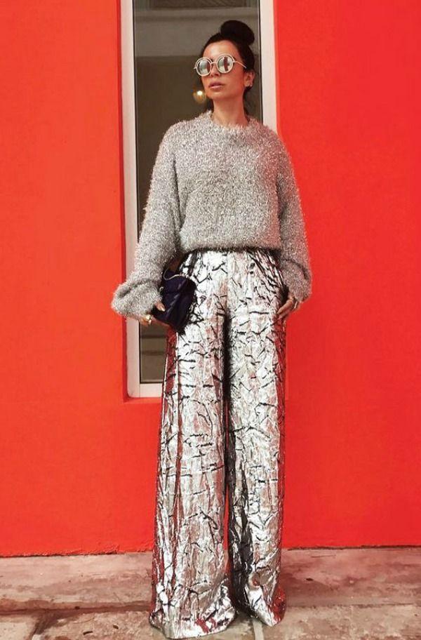 5 façons de porter le pantalon palazzo Mode 2018, Vestimentaire, Mode Femme  Hiver,