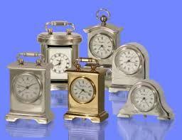 Image result for miniature mantle clock