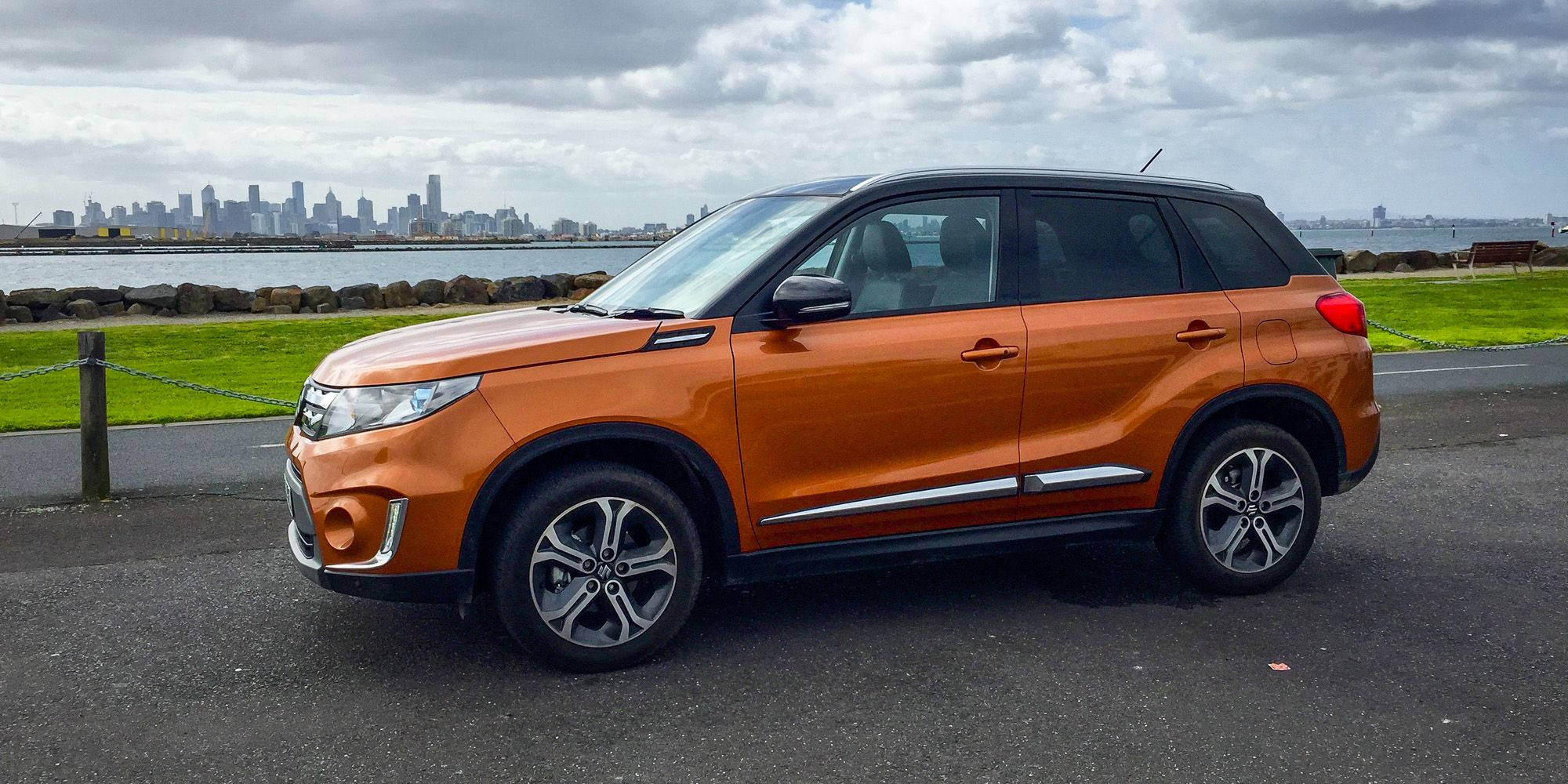 All New 2016 Suzuki Grand Vitara Review