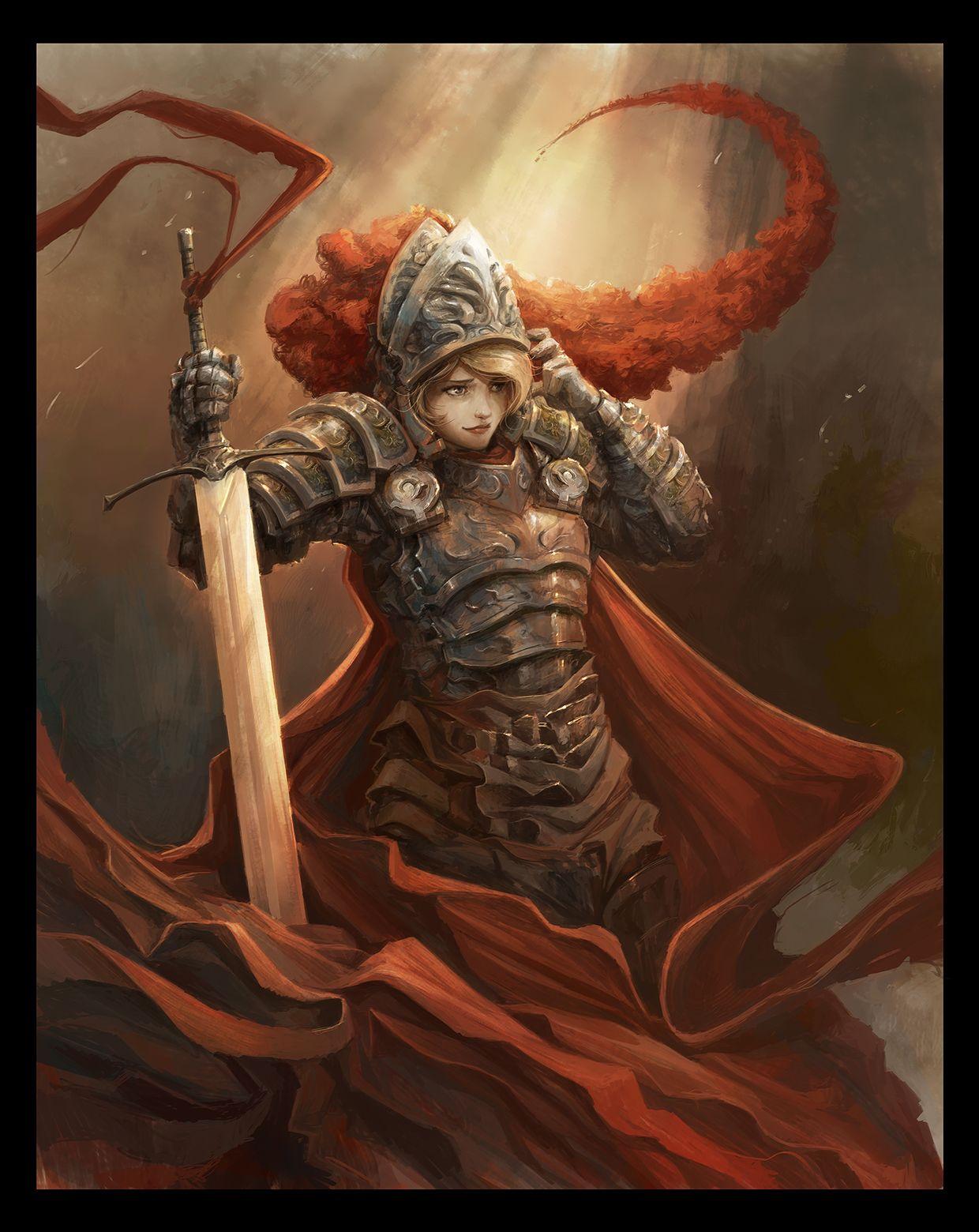 Young Troll Swordslayer on Behance